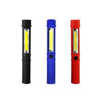NEW COB LED Magnetic Work Light Car Garage Mechanic Home Battery Torch Lamp