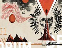 Decorum (2020) Image - #1, Mike Huddleston Variant, NM