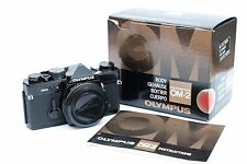 Olympus OM2n 35mm SLR Film Camera Body Only in Box