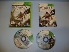 Assassin's Creed IV: Black Flag (Microsoft Xbox 360, 2013) Special edition
