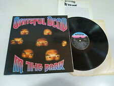 "Grateful Dead In The Dark Arista 1987 Spain Edition - LP Vinilo 12"" VG/VG"