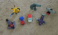 Transformers 7 McDonald's Happy Meal Toys