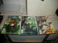 Tomb Raider 43, 44, 49, Fairest 27, Ghost Hand, BW Dr. Manh. 4, Lady Rawhide SE