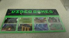 ROYAL MAIL VIDEO GAMES PRESENTATION PACK & MINI SHEET 2020 READY TO POST OUT NOW