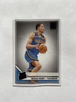 2019-20 Panini Clearly Donruss Basketball Isaiah Roby Rated Rookie Purple #85
