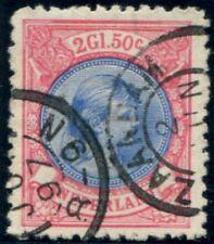 Lot N°6548 Pays-Bas N°47 Oblitéré Qualité TB
