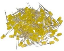 Lot of 15 Yellow LED ROHM SLR-33YY3F 3mm