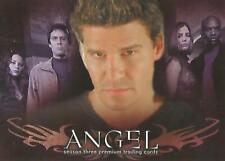 Angel Season 3 - A3-SD2002 'San Diego Comic Con' Promo Card