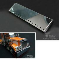 LESU Front Bumper Metal for Tamiya King Hauler GL RC 1/14 Tractor Truck Car DIY