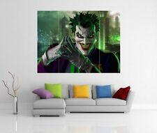 Il Joker Batman Arkham DARK KNIGHT Giant WALL ART PICTURE PRINT POSTER G104