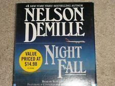 Night Fall CD  (Abridged) By Nelson Demille