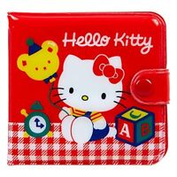Hello Kitty vinyl wallet