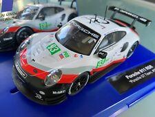 """Carrera Digital 132 30890 20030890 Porsche 911 RSR """"Porsche GT Team, #93"""" OVP"""