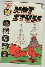 Hot Stuff #120 January 1974 Vg/Fn Volcano Cover