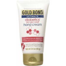 Gold Bond Ultimate Diabetics's Dry Skin Relief Hand Cream 2.4 Oz