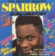 Mighty Sparrow : Salvation With Soca Ballads CD
