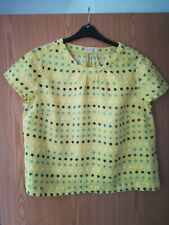 Beautiful Ladies Boden Linen top/Blouse size 22