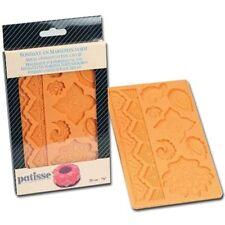 "Patisse:cake design: fondant mold ""Global design"" stampo silicone"
