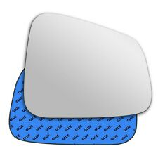 Left Side Wide Angle Heated Mirror Glass for Chevrolet Trax 2013-2019 0424LASH