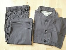Cathay Pacific Airlines First Class PYE  Pajamas Schlafanzug L Aubergine Neu