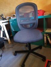 Dreh - / Bürostuhl schwarz ohne Lehnen