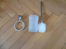 Grohe tenso WC-conjunto de cepillos nº 40298 cromo nuevo trozo de exposición