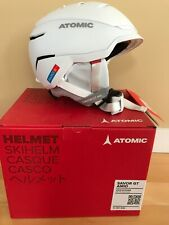 Atomic NWT Mens Womens Ski Helmet Savor GT Amid White Heather Small