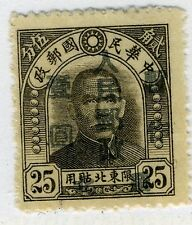 China 1950 North Liberated $1.00/25c MNH  3L60
