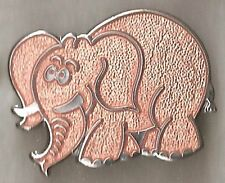 DUMBO ELEPHANT  BADGE 35mm x 25mm