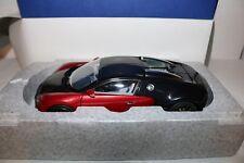 "Auto Art 70906 Bugatti EB 16.4 Veyron Production car ""Black/Red"""