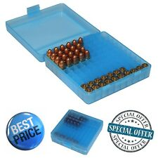 MTM 380/9MM Ammunition Case Organizer Round Flip-Top Ammo Box