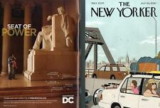 NEW YORKER MAGAZINE 26 JUL 2010, ROD BLAGOJEVICH, MATISSE, INCEPTION, BOXED IN,
