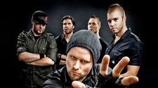 Machinae Supremacy Music Band Poster 26'' X 15''