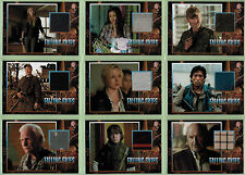 Falling Skies Season Two Costume Relic Card Complete 19 Card Chase Set