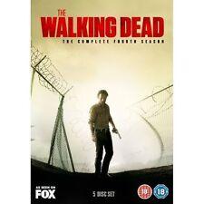 Walking Dead Season 4 DVD 2014 Region 2