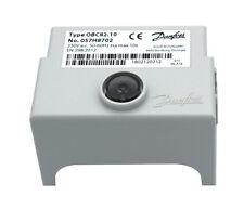 Steuergerät Danfoss Öl Feuerungsautomat OBC 82.10 ersetzt BHO 72.10 1  4 5 11 61
