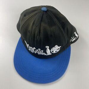 Vintage Stussy Snapback Hat Skate Surf 90s Spell Out Rare Grail Streetwear