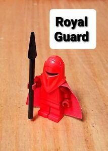 NEW LEGO STAR WARS ROYAL GUARD MINIFIGURE BRAND NEW