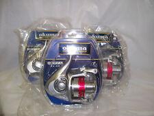 Okuma Nitryx Fresh & Saltwater Skirted Spool Spinning Reel NX-40-CL ( 3-Pack )
