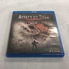Attack on Titan, Vol. 1 Blu-ray/DVD NO DIGITAL COPY