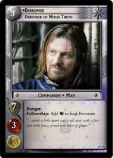 LoTR TCG Realms of the Elf Lords RotEL Boromir, Defender of Minas Tirith 3P122