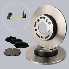 Bremsen Set vorn für Mercedes Benz A-Klasse W169 A150 A160 Bremsscheiben