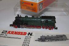 Arnold Spur N 2273, analoge Dampflok BR T 18 KPEV, 8411, lesen, OVP, XR1377X