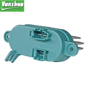 AC Blower Motor Resistor for VW Touareg & Porsche Cayenne & Audi Q7 - 7L0907521B