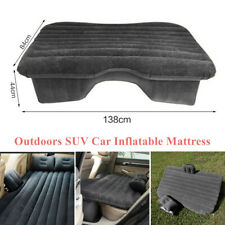 Inflatable Travel Mattress Car Air Bed Cushion Camping Universal SUV Back Seat