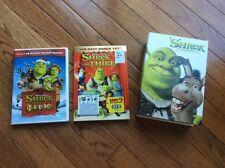Shrek: The Whole Story Box Set (Shrek / Shrek 2 / the Third / Shrek Forever DVD