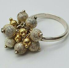 925 Silber Ring mit Silber Perlen -  27.5.20