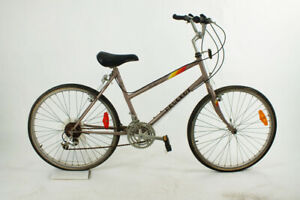 """Vtg Peugeot City Express Unrestored Bike Bicycle 26"""" Lugged Ladies Womens Frame"""