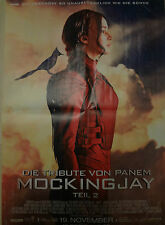 The Hunger Games - Mockingjay Part 2 Katniss Poster neu