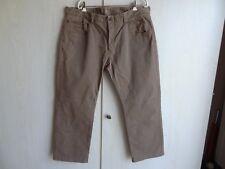 Pantalon marron taille 50 - Burton of London.